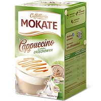 Капучино Mokate Сaffetteria Cappuccino Hazelnut 10х15 г 26.105, КОД: 366994