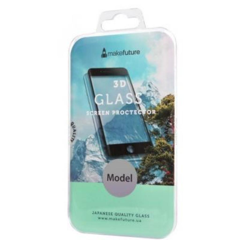 Стекло защитное MakeFuture для Samsung S7 Black 3D (MG3D-SS7B)