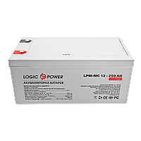 Аккумулятор мультигелевый AGM LogicPower LPM-MG 12 - 250 AH