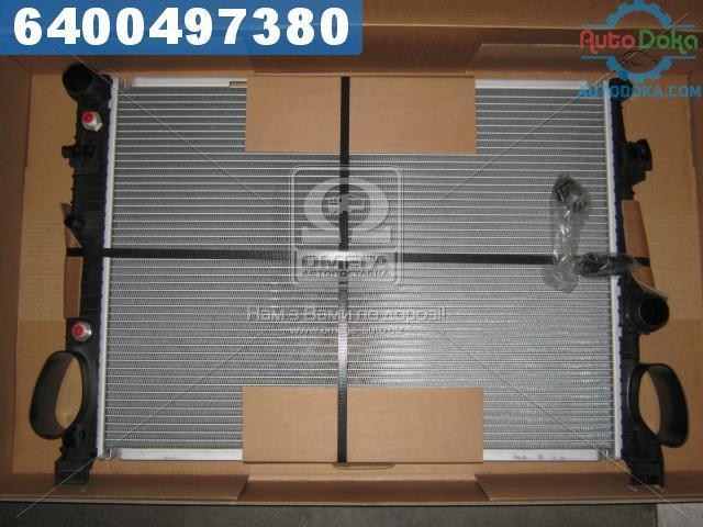 Радиатор охлаждения МЕРСЕДЕС CL, S, SL-CLASS (производство  Nissens) МЕРСЕДЕС, С-КЛAСС, 62547A