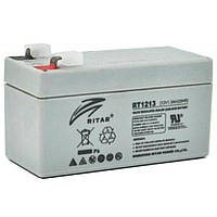 Батарея к ИБП Ritar AGM RT1213, 12V-1.3Ah (RT1213)
