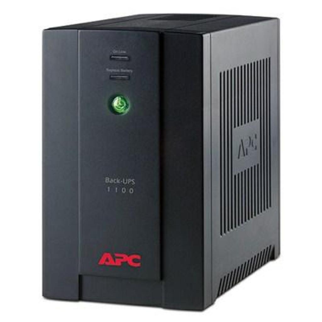 Источник бесперебойного питания APC Back-UPS RS 1100VA (BX1100CI-RS)