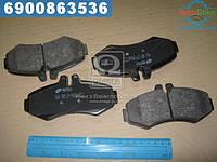 ⭐⭐⭐⭐⭐ Колодки тормозные Mercedes VITO (638) передние (производство  REMSA) МЕРСЕДЕС,В-КЛAСС, 0701.00