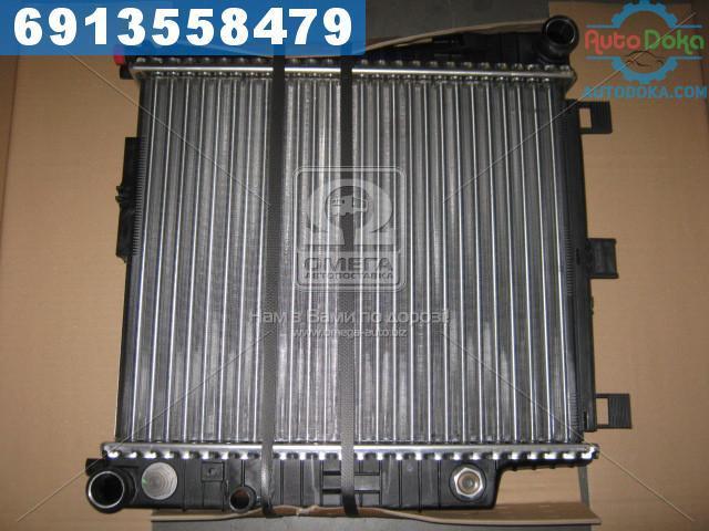 Радиатор охлаждения МЕРСЕДЕС SLK 200 (R170) (96-) (производство  Nissens) МЕРСЕДЕС, 62654