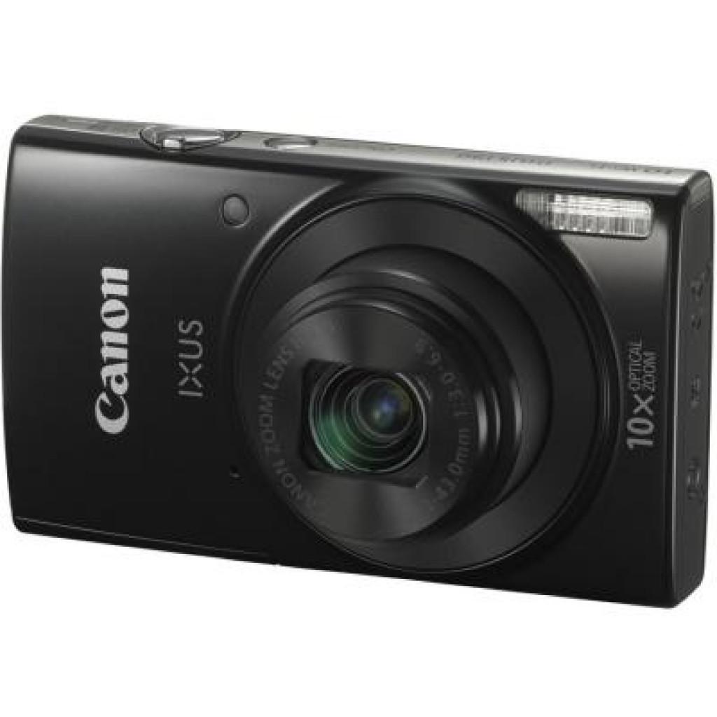 Цифровой фотоаппарат Canon IXUS 190 Black (1794C009)