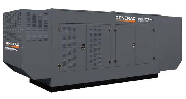 Трехфазный газовый генератор GENERAC SG 80 (64 кВт)