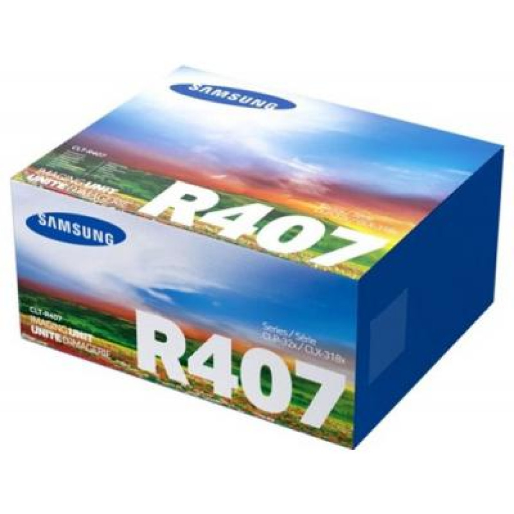 Фотобарабан Samsung CLP-320/325/ CLX-3185 series (CLT-R407) Imaging Unit (SU408A)
