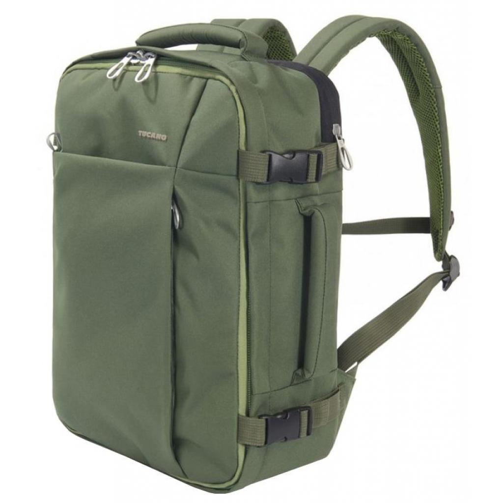 Рюкзак Tucano TUGO' M CABIN 15.6 green (BKTUG-M-V)