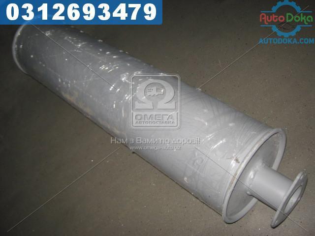 Глушитель ГАЗ 3309 (Дорожная Карта)  3309-1201010-03