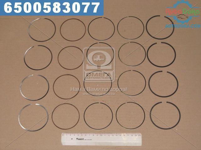 Кольца МИТСУБИШИ 4G18-II, d76.0+1.00 1.2–1.2–2.5 на 4 цилиндра (производство  TP)  33937.100