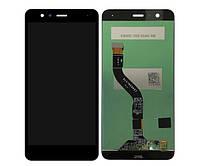 "LCD Huawei Y7, Y7 Prime 2018 LDN-L21, Nova 2 Lite, Honor 7C, Honor 7C Pro + Touchscreen (black) ""Original"""