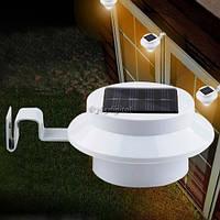 Світлодіодний світильник, ліхтар, бра на сонячній батареї