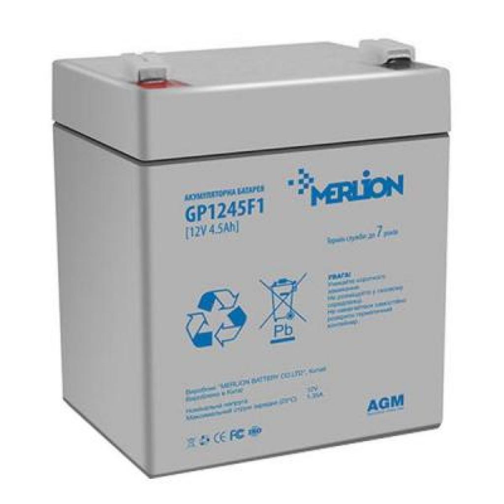 Батарея к ИБП Merlion 12V-4.5Ah (GP1245F1)