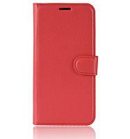 Чехол-книжка Bookmark для Samsung Galaxy A70 red
