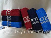 Комплект полотенец для лица (для бани, для сауны) Best rose 6 Sport 100% cotton махра 6шт Тур