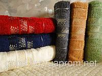 Комплект полотенец для лица (для бани, для сауны) DNZ Gulcan 6 100% cotton Krit  махра 6шт Турция