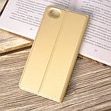 Чехол-книжка Dux Ducis для iPhone 7 / iPhone 8 gold, фото 2