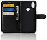 Чохол-книжка Bookmark для Xiaomi Mi A2 Lite black, фото 3