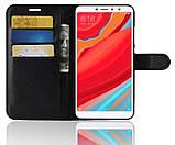 Чохол-книжка Bookmark для Xiaomi Mi A2 Lite black, фото 4