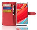 Чохол-книжка Bookmark для Xiaomi Redmi 7 / Redmi Y3 red, фото 5