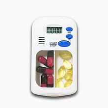 Органайзер для таблеток з дисплеєм Azdent Tp701B