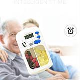 Органайзер для таблеток с дисплеем Azdent Tp701B, фото 7