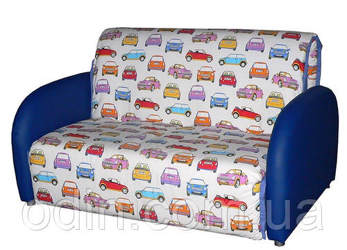 Детский Диван кровать FUSION Sunny Авто Бейби lavsit (1.3 м.п.)