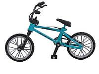 Горный мини велосипед Mountain с тормозами 11 см x 7 см x 5,5 см. Синий