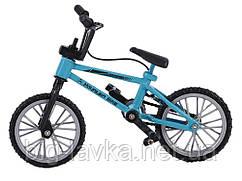 Горный мини велосипед Mountain с тормозами  Синий