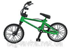 Горный мини велосипед Mountain с тормозами  Зеленый