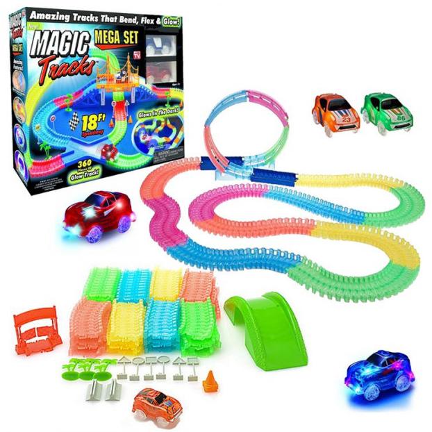 Гоночная трасса Magic Track