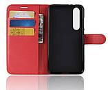 Чехол-книжка Bookmark для Samsung Galaxy A50 red, фото 3