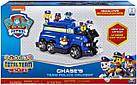 Щенячий патруль большая спасательная машина Чейза с 6 фигурками Paw Patrol Chase s Team Rescue Police Cruiser, фото 7