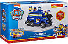 Щенячий патруль большая спасательная машина Чейза с 6 фигурками Paw Patrol Chase s Team Rescue Police Cruiser, фото 8