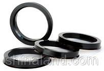 Центровочные кольца 56,1 x 54,1 (Vector HCR561-541) - Термостойкий поликарбонат 280°C, комплект (4 шт.)