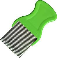 Гребень от вшей и гнид  мирролла   9 х 4,8 см.