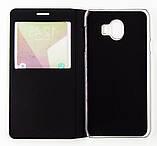 Чохол-Книжка DENGOS (flipp-BOOK Call ID) Samsung Galaxy J4 2018 (J400) (black), фото 3