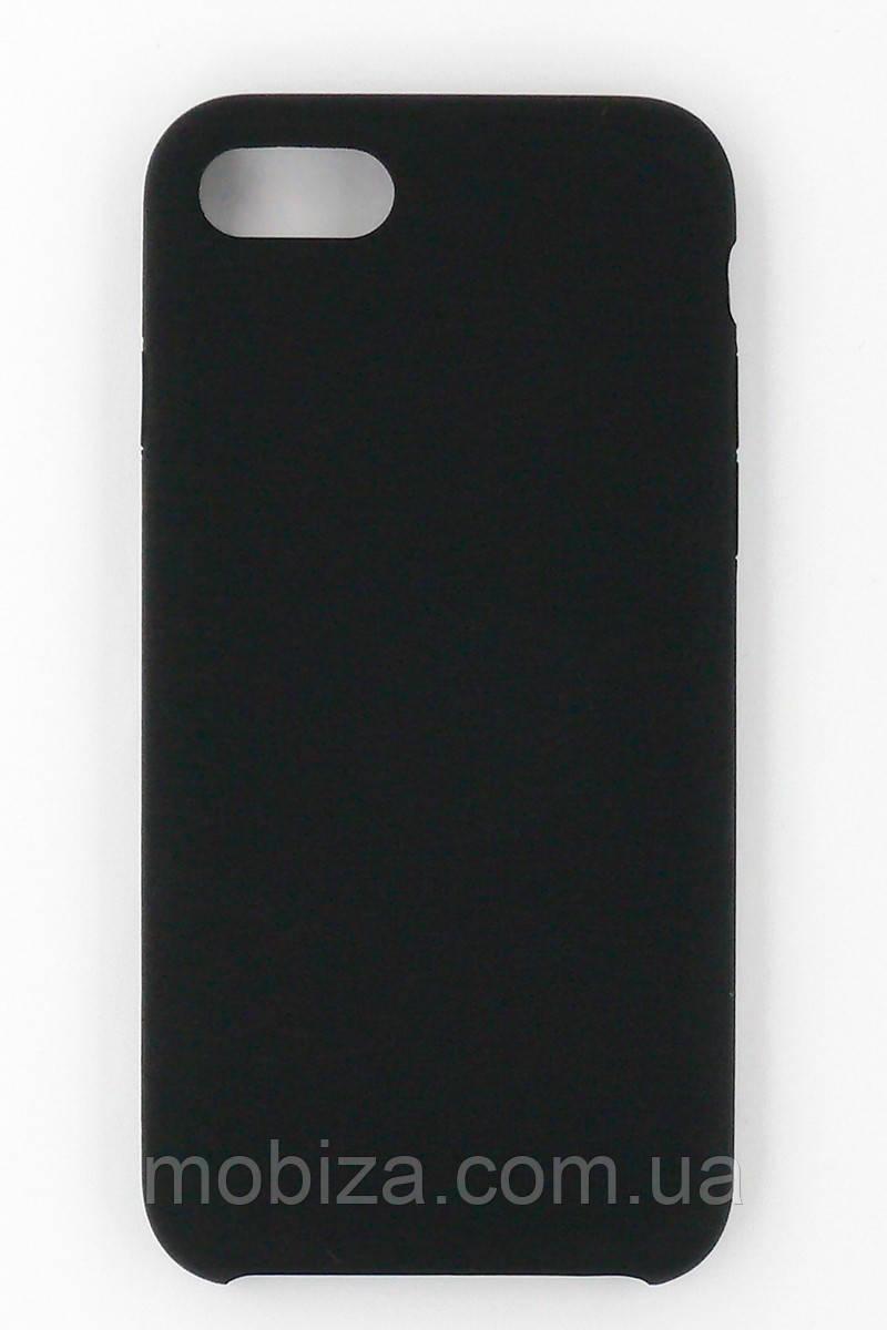 "Чохол-панель FINE LINE (Back Cover) ""Silicon"" для iPhone 7/8 (black)"