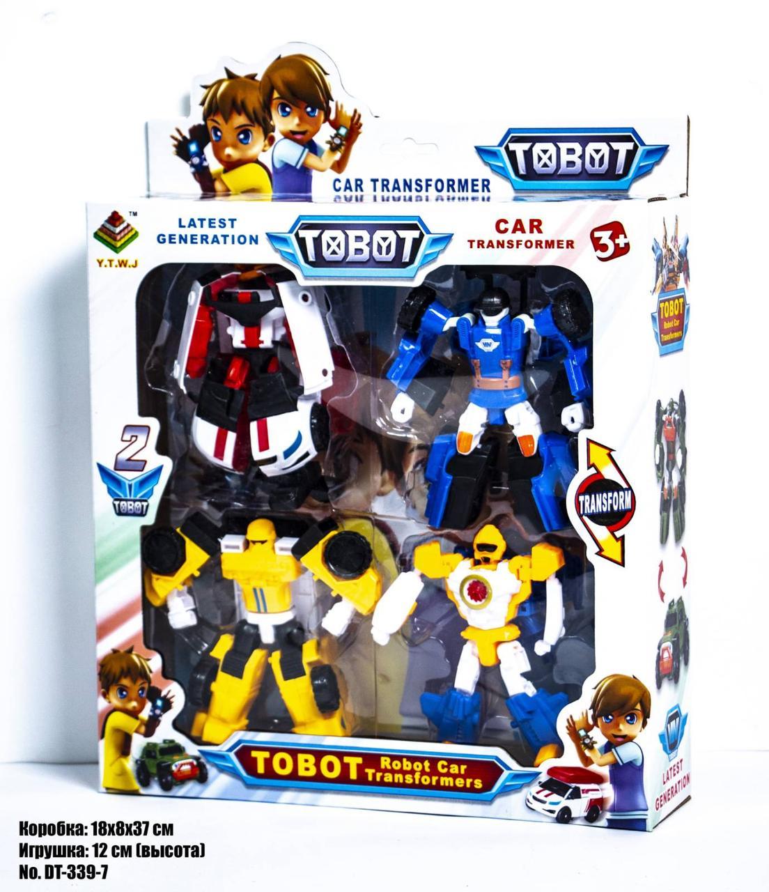 Ігровий набір Тоботы DT-339-7