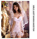 Сексуальное платье невесты, фото 4