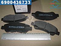 ⭐⭐⭐⭐⭐ Колодки тормозные ФИАТ DUCATO, СИТРОЕН JUMPER задние (производство  Intelli)  D398E