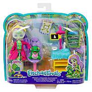 Enchantimals Игровой набор Энчантималс Стоматология Энди Крокодилли и Марши  Dentist & Andie Alligator Doll, фото 3