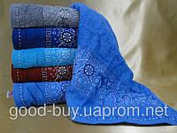 Комплект полотенец для бани DNZ Gulcan 6 100% cotton Sea махра 6шт 70х140  Турция