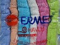 Комплект полотенец для бани Ermet 100% хлопок махра 6 шт 70х140 Турция