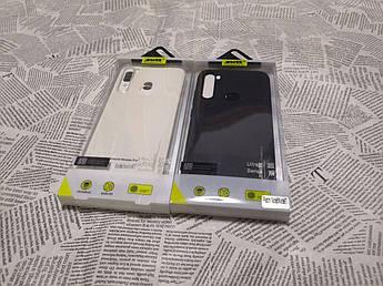 TPU чехол Smitt накладка для Xiaomi (Ксиоми) Redmi Note 8T