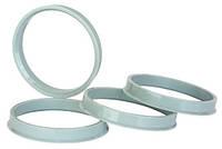 Центровочные кольца 67,1 x 52,1 (Vector HCR671-521) - Термостойкий поликарбонат 280°C, комплект (4 шт.)
