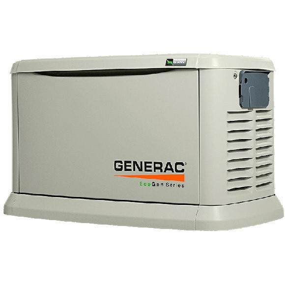 Однофазный газовый генератор GENERAC 5,6HSB (5,6 кВт)