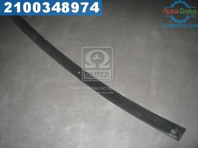 Лист рессоры №3 задний ГАЗ-3310 Валдай (производство  ГАЗ)  33104-2912103-01
