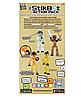 Набор для анимации STIKBOT стикбот человечек с аксессуарами, фото 7