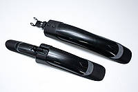 "Крыло 20-29"" Pl TEN-005-1 металический кронштейн (черн.)"